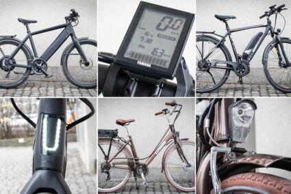 Smarto.se testar 6 elcyklar 2016