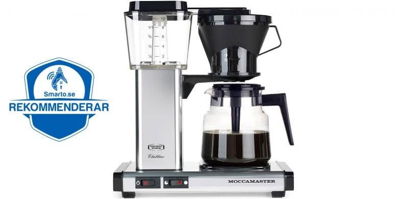Bästa Kaffebryggare Vilken är bäst i test 2020? Smarto har