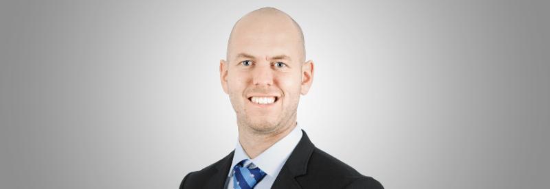 Christofer Eriksson, medgrundare och vd för Svenska Alarm.