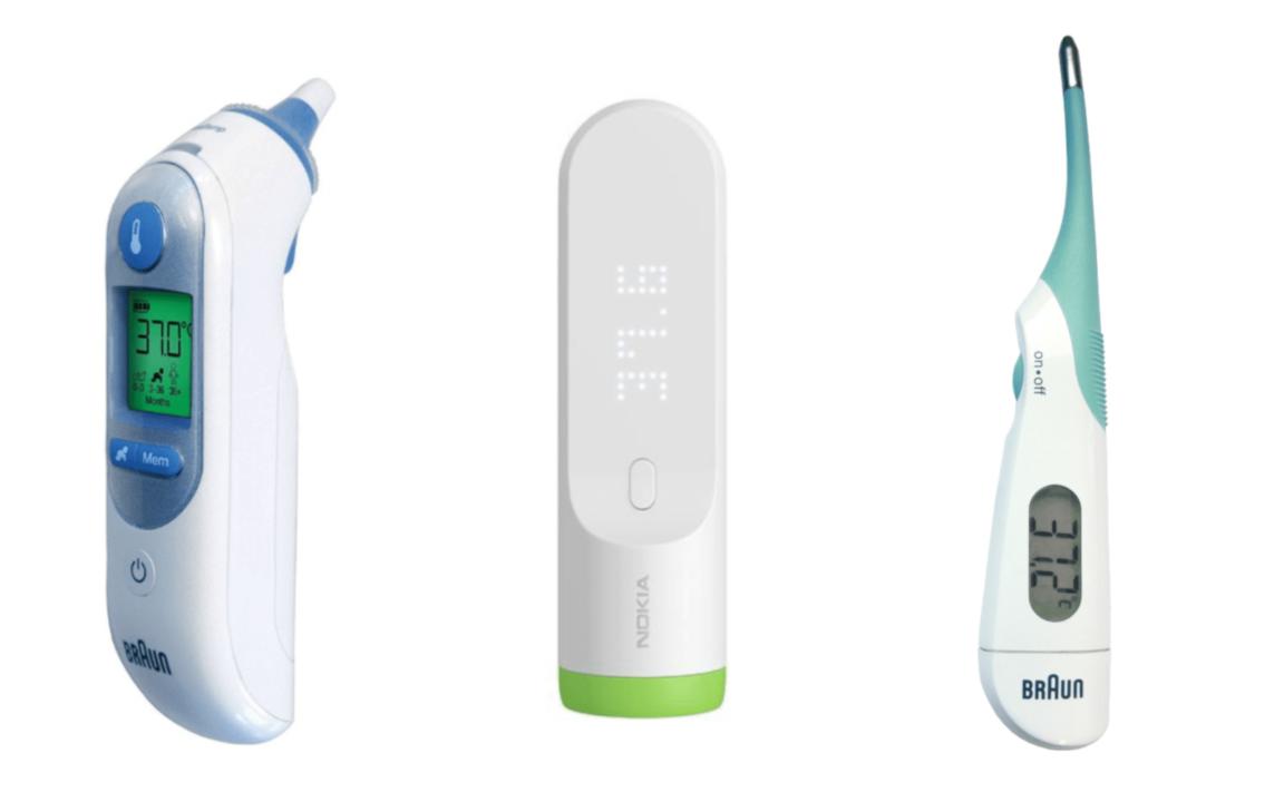 Bästa Febertermometer – Vilken är bäst i test 2020? Smarto