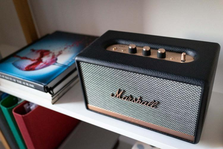 Marshall Action II